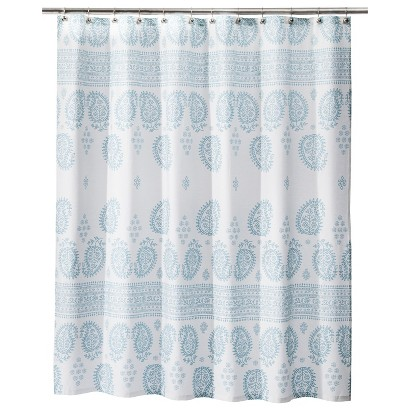 Mudhut™ Bindi Shower Curtain