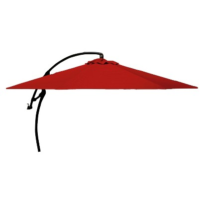 Threshold™ Replacement Offset Patio Umbrella Canopy - Red 11'