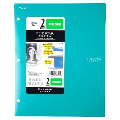 FiveStar 2-Pocket Advance Stayput Portfolio