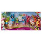 "Disney Fairies The Pirate Fairy 4.5"" Pixie Gem Collection Doll 6pk"