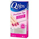 Q-tips Precision Tips Cotton Swabs 170 ct