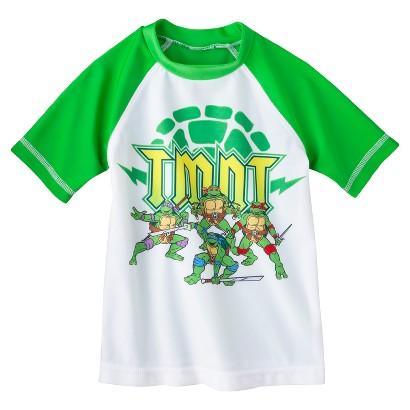 Teenage Mutant Ninja Turtles Toddler Boys' Rash Guard