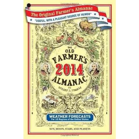 The Old Farmer's Almanac 2014 (Paperback)