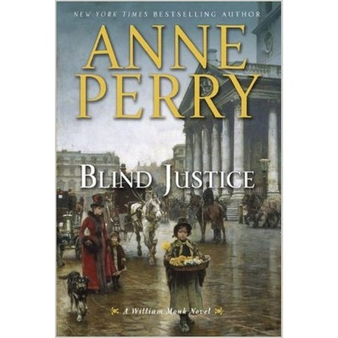 Blind Justice (Hardcover)