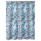 World of Peace Shower Curtain