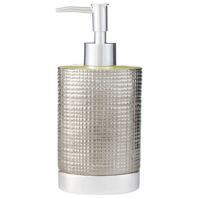 Textured Rings Soap/Lotion Dispenser