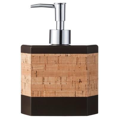 Noah Short Soap/Lotion Dispenser