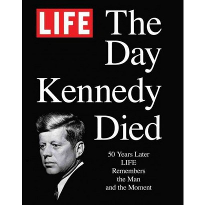 The Day Kennedy Died (Mixed media product)