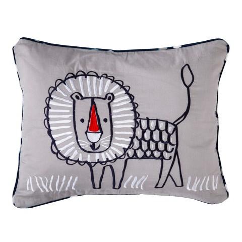 Mudhut™ Bali Lion Decorative Pillow