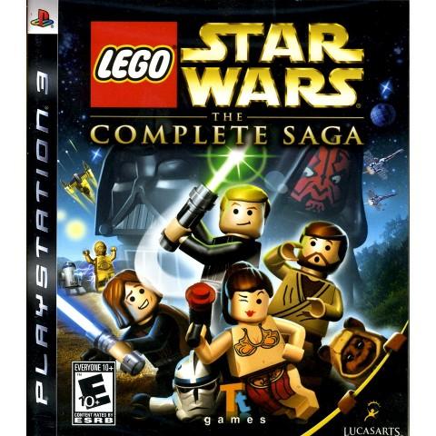 Lego Star Wars: The Complete Saga (PlayStation 3)