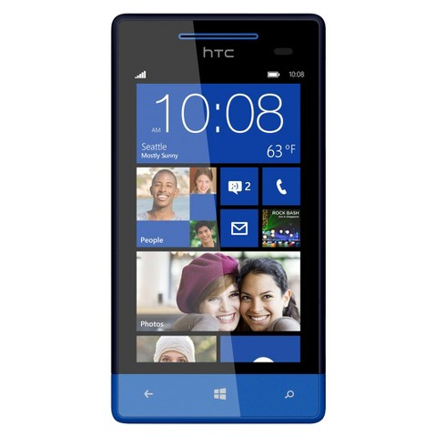 HTC 8X Factory Unlocked Cell Phone
