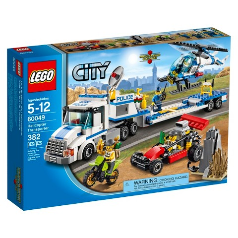 LEGO® City  Helicopter Transporter 60049