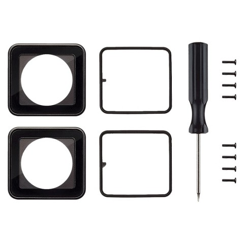 GoPro Standard Housing Lens Replacement Kit - Silver (ASLRK-301)