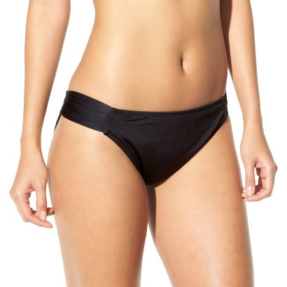 Mossimo® Women's Mix and Match Hipster Swim Bottom -Black