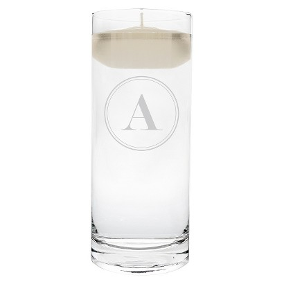 Circle Initial Unity Candle