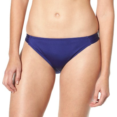 Mossimo® Women's Mix and Match Hipster Swim Bottom -Indigo Night