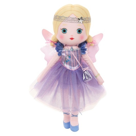 Mooshka Fairytales Girl Doll- Fairy Ina