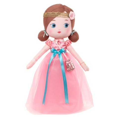 Mooshka Fairytales Girl Doll- Princess Palia