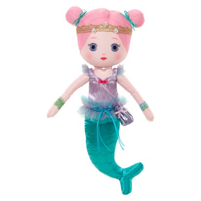 Mooshka Fairytales Girl Doll- Mermaid Sonia