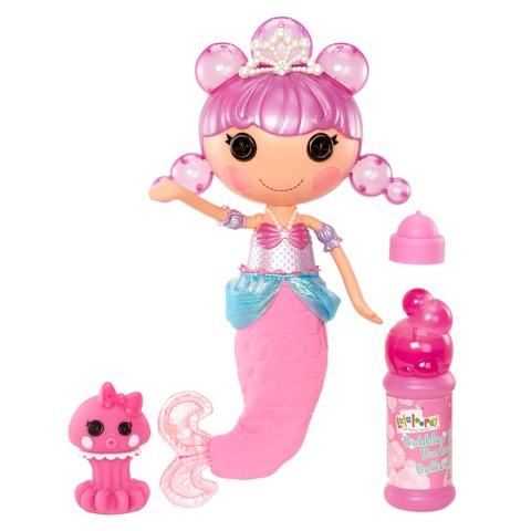 Lalaloopsy Bubbly Mermaid Doll- Ocean Seabreeze