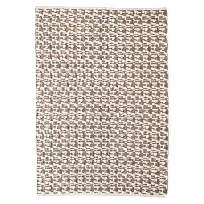 Nate Berkus Hand Woven Area Rug - Gray/Ivory (5'x7')