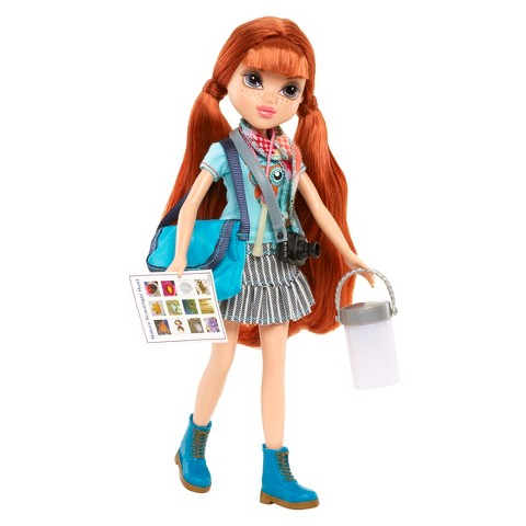 Moxie Girlz Camping Adventurez Doll- Kellan