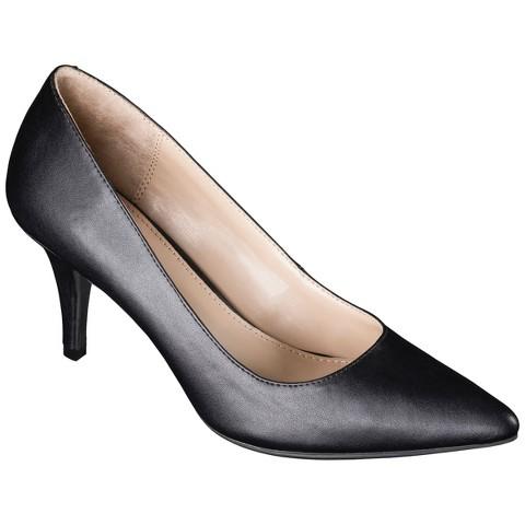 Women's Merona® Natasha Mid Heel Pump - Assorted Colors