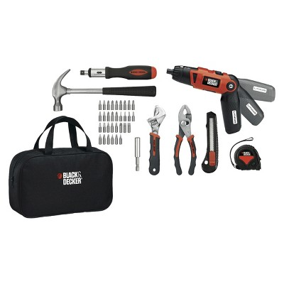 Black & Decker LI2000PK 41 Piece Project Kit