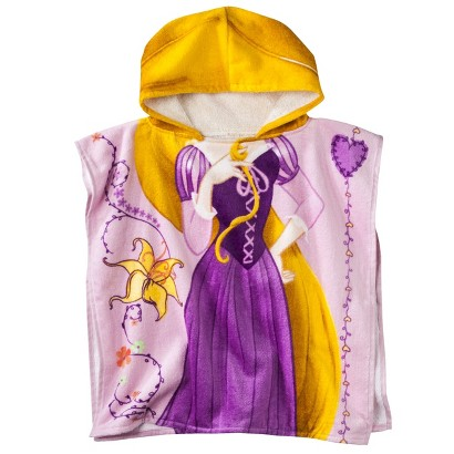 Disney® Rapunzel Hooded Towel
