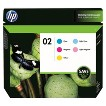 Hewlett-Packard Ink Combo Pack- HP 02