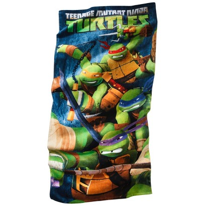 Teenage Mutant Ninja Turtles Beach Towel - 1 pack