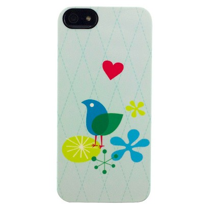 Uncommon Birdie Mod Love Deflector Cell Phone Case for iPhone 5 - Multicolor (C0011-M)