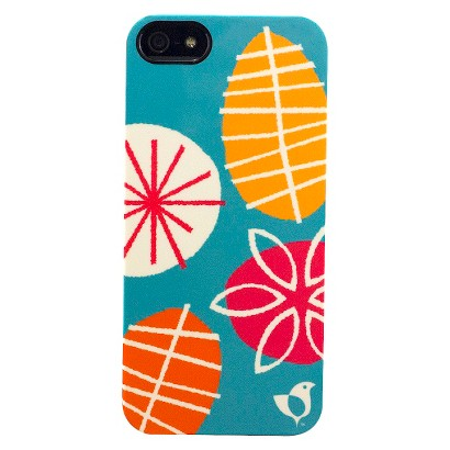 Uncommon Birdie PopLeaf Deflector Cell Phone Case for iPhone 4/4S - Multicolor (C0010-H)