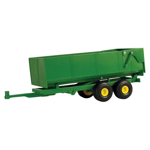 John Deere Dumping Wagon