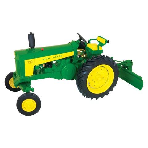John Deere 730 Tractor with Blade