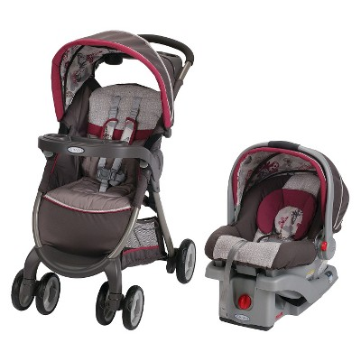 Graco® FastAction Fold Click Connect Travel System - Monarch
