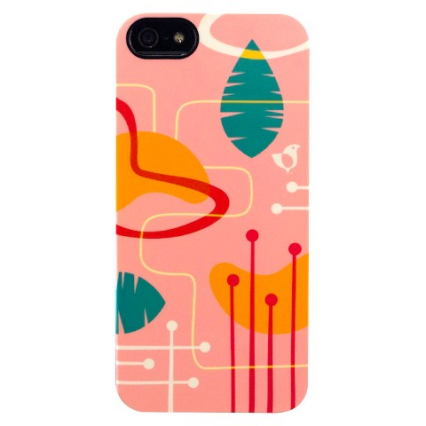 Uncommon Birdie Mod Shapes Cell Phone Case for iPhone 5