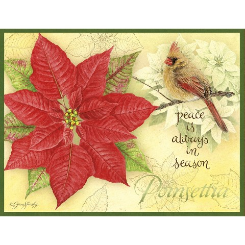 Boxed Holiday Cards - Peace in Season