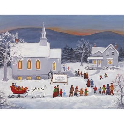 Boxed Christmas Card - Christmas Concert