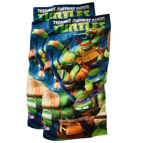 Teenage Mutant Ninja Turtles® Beach Towel - 2 pack