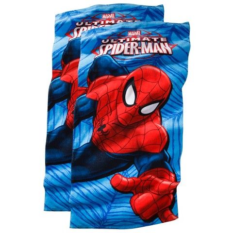 Spider-Man Beach Towel - 2-pk.