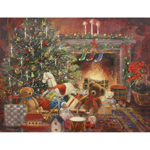 Wonder of Christmas Holiday Boxed Card Set (18 count)