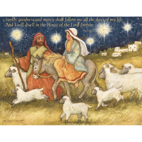 Boxed Christmas Card - Holy Light