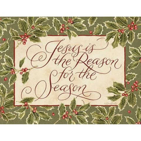 Boxed Christmas Card - Reason for the Season
