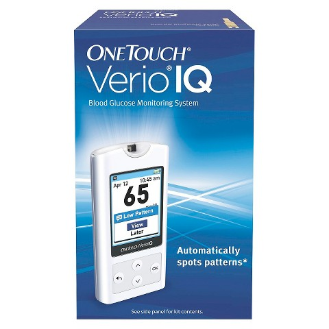OneTouch® Verio® IQ Blood Glucose Monitoring System