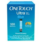 OneTouch® Ultra® Blue Test Strips - 100 Count