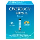 OneTouch® Ultra® Blue Test Strips - 50 Count