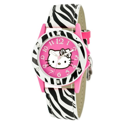 Hello Kitty Watches at Target Hello Kitty Analog Watch With