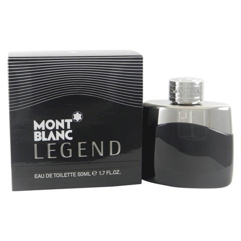 Men's  Legend By Mont Blanc Eau De Toilette - 1.7 oz