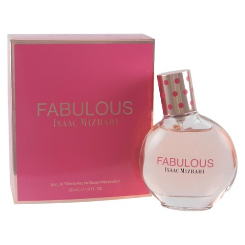 Women's Fabulous By Isaac Mizrahi Eau De Toilette - 1 oz